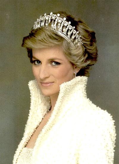 princess diana wedding tiara. of Princess Diana: