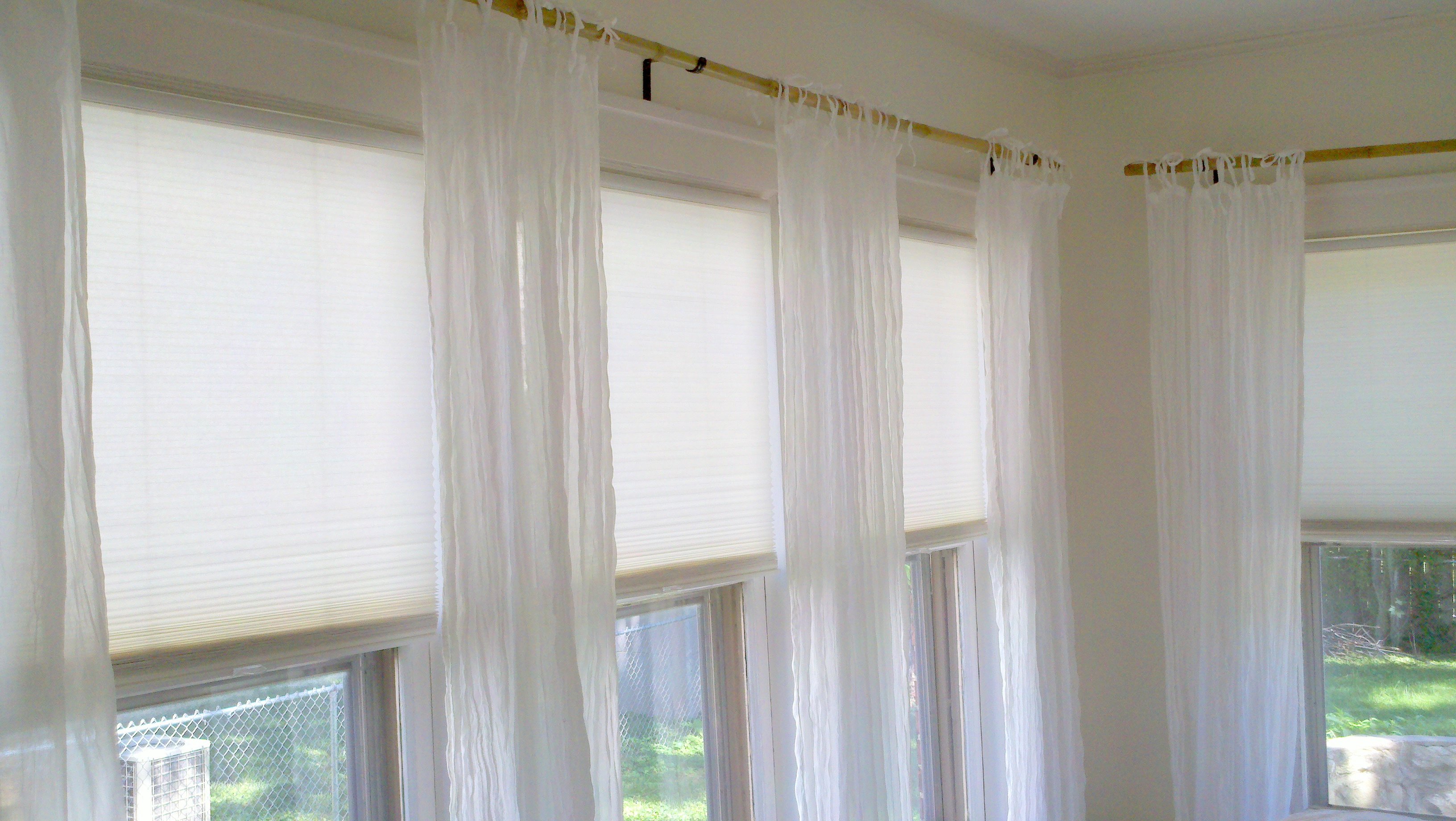 See The Curtains Hanging In The Window Glamorous Curtains You Cant See  Through ~ Decorate The